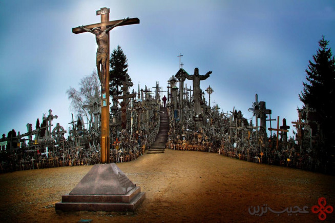 top sacred crosses photo by zenonas rotautas