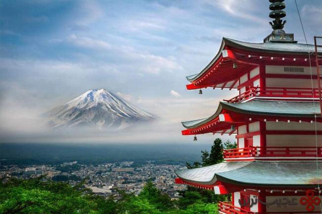 top sacred fuji
