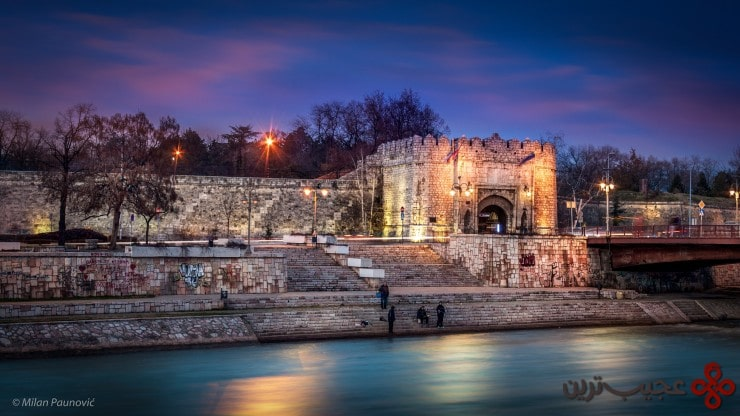 tour of nis and the monument of constantine the great