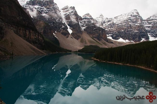 valley of the ten peaks, alberta, canada