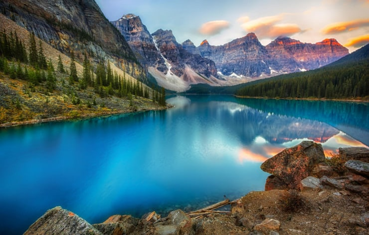 valley of the ten peaks, alberta, canada2