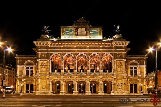 vienna state opera, vienna, austria2