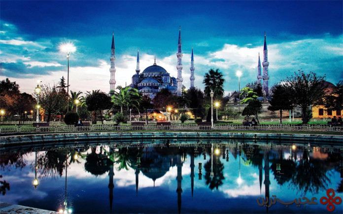 view the blue mosque4