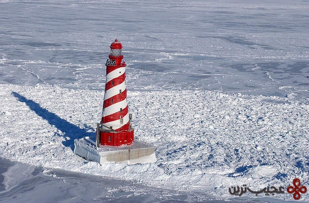 white shoal light, michigan
