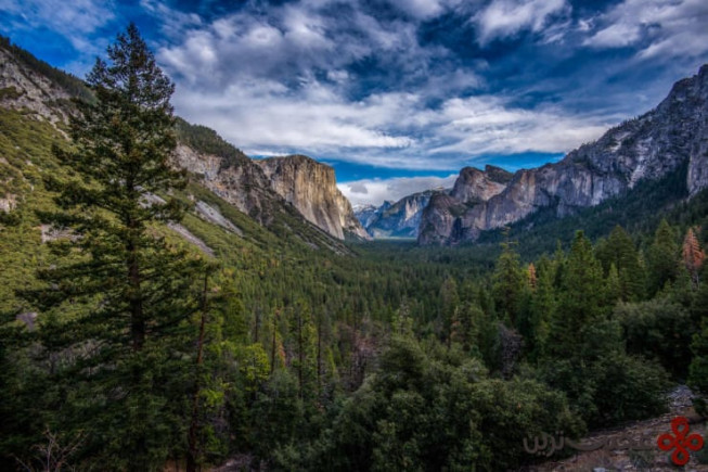 yosemite valley, california, usa2