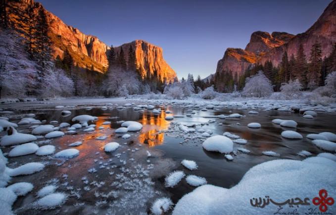 yosemite valley, california, usa3