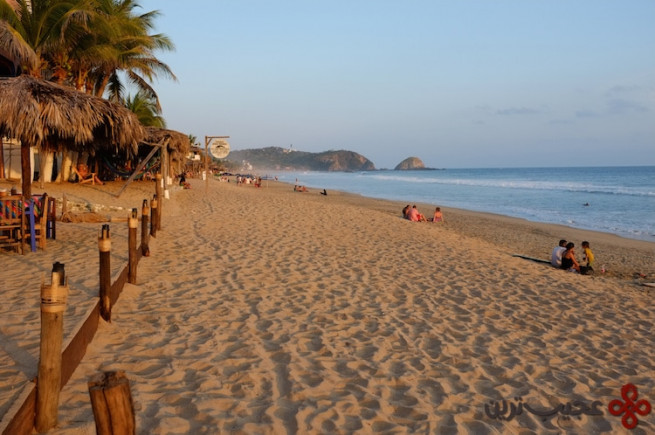 zipolite (where to stay)