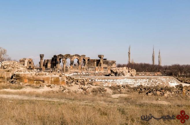zvartnots ruins2