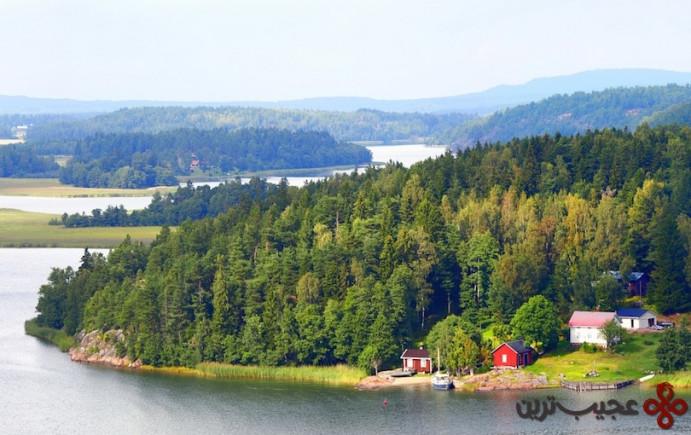 aland archipelago