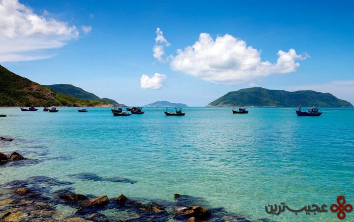con son island vietnam