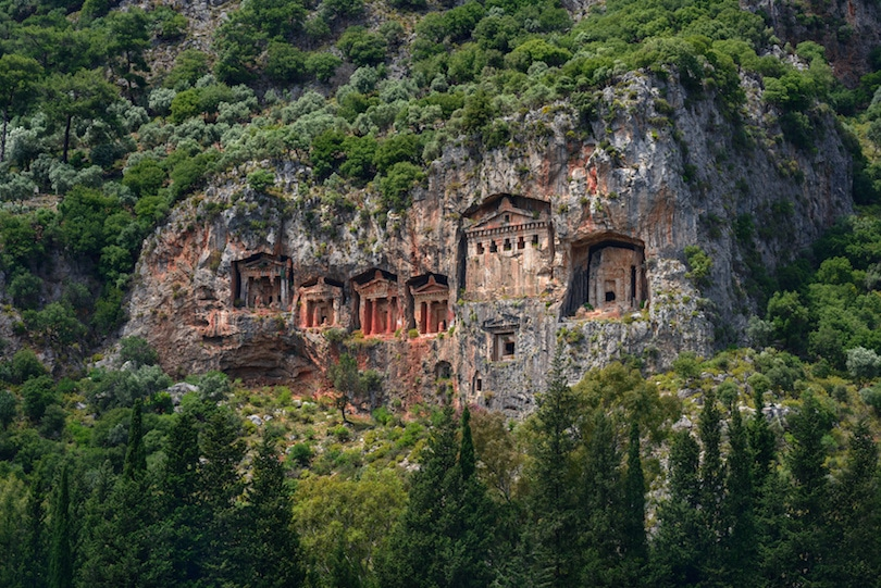 cover Rock Cut Tombs and Temples