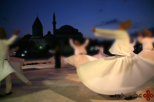 dervishes dancer