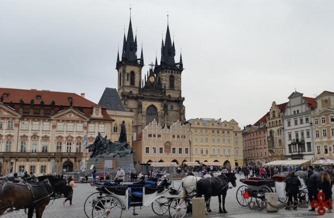 میدان شهر قدیمی، پراگ