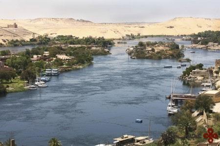 river nile egypt