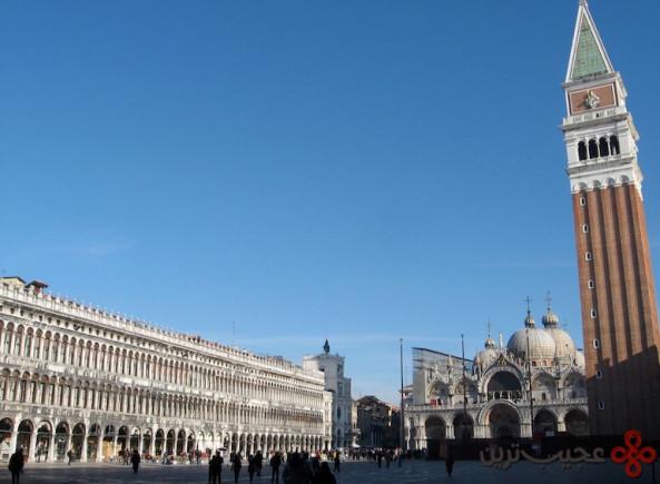 میدان سنت مارک، ونیز
