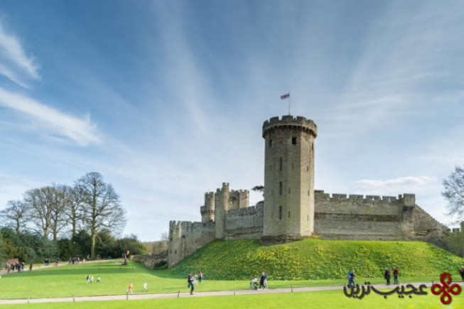 warwick castle large