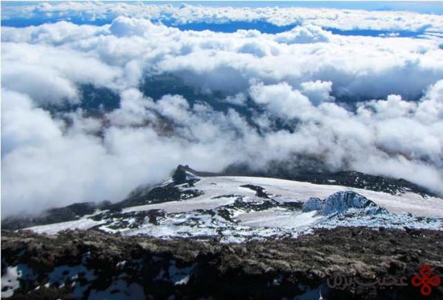 آتشفشان ویلاریکا، شیلی