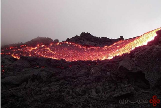 آتشفشان پاکایا، گواتمالا