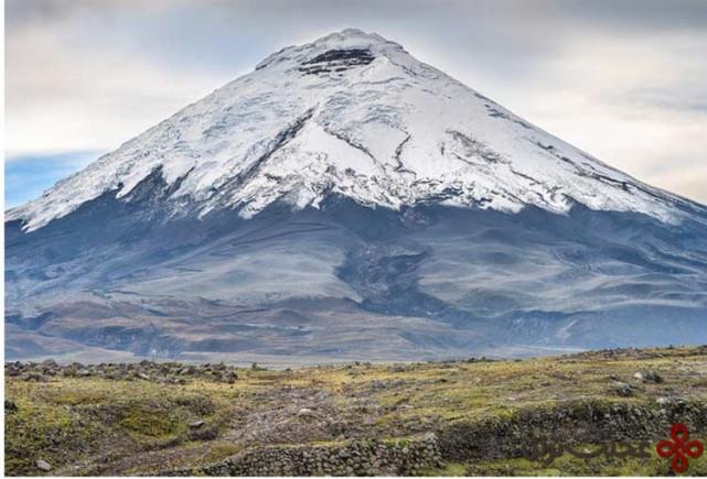 آتشفشان کتپخی، اکوادور