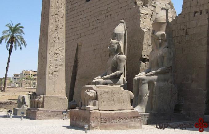 اقصر، مصر