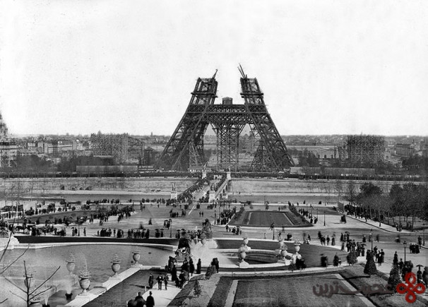 برج ایفل 1888