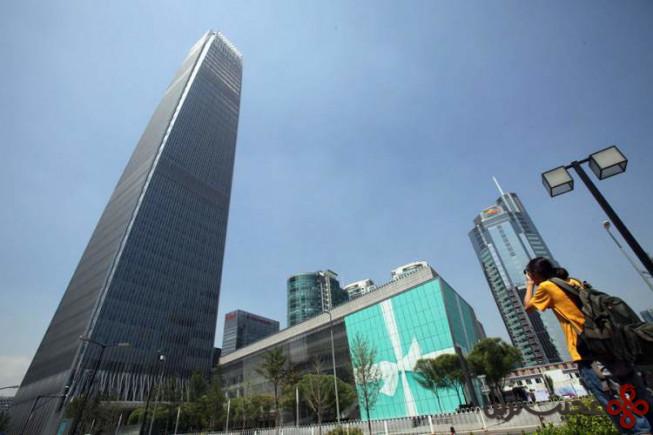 برج شماره ۳ تجارت جهانی چین (china world trade center tower iii)