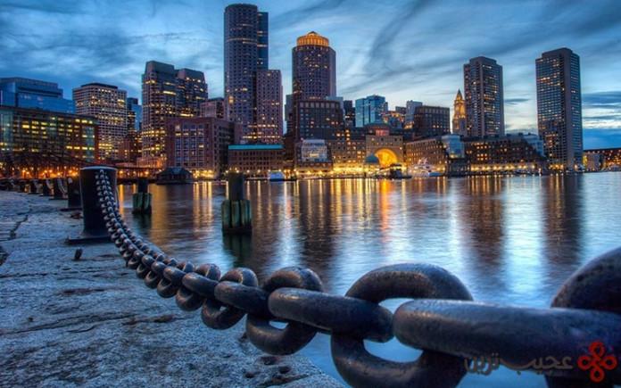 بوستون اکنون