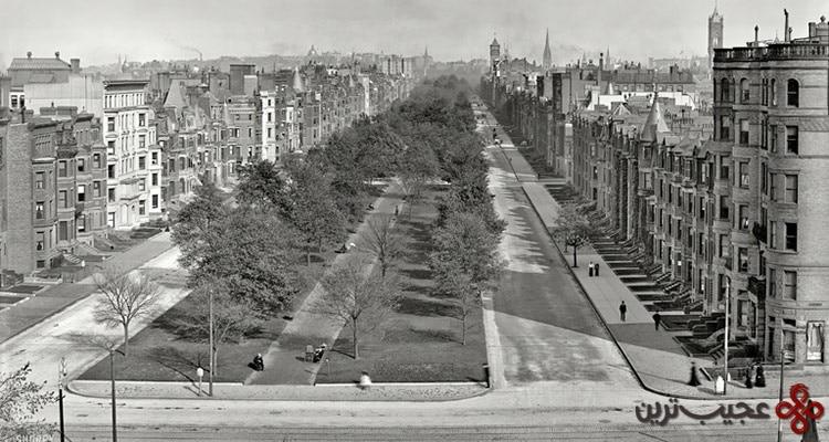 بوستون 1908