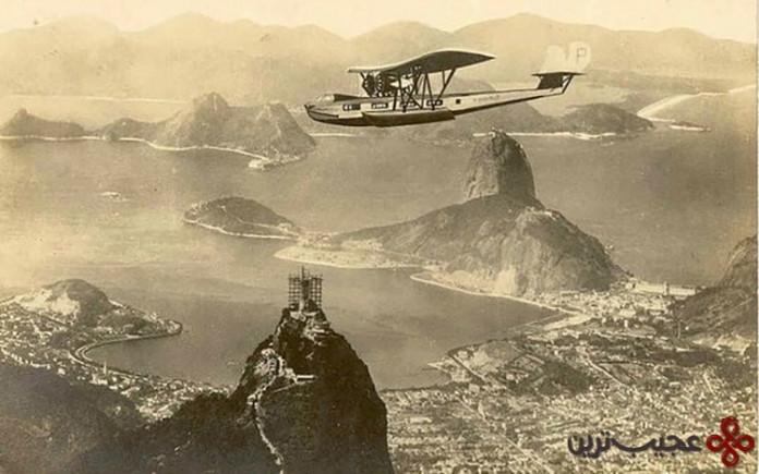 تندیس مسیح نجاتدهنده 1922