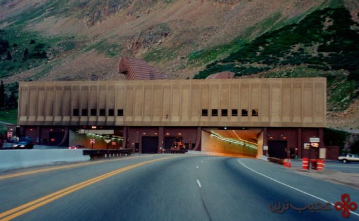 تونل آیزنهاور1