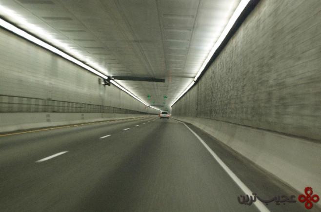 تونل آیزنهاور2