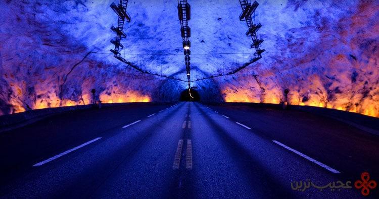 تونل لاردل1