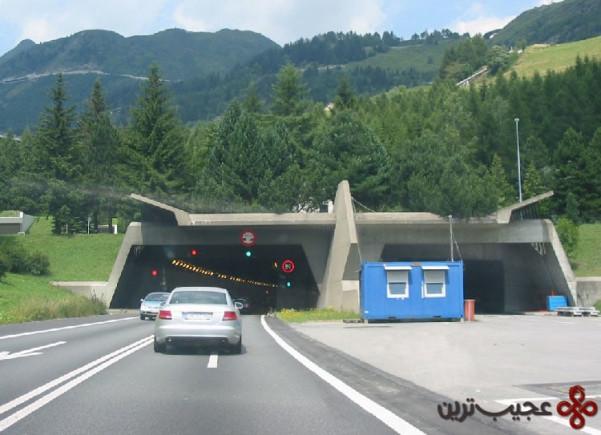 تونل گوتارد1