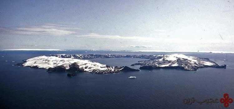 جزیرهی دسپشن