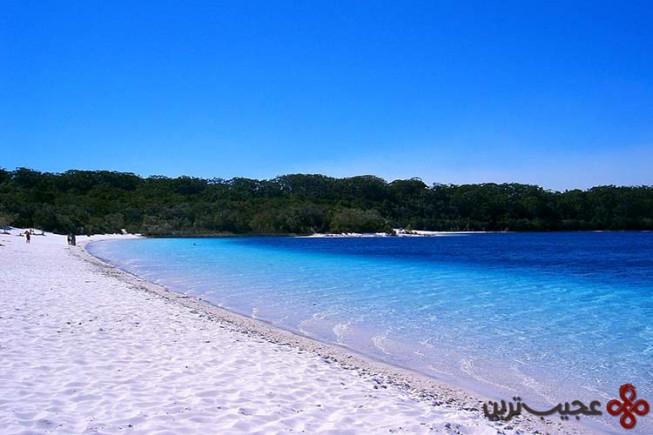 جزیرهی فریزر (fraser)، استرالیا