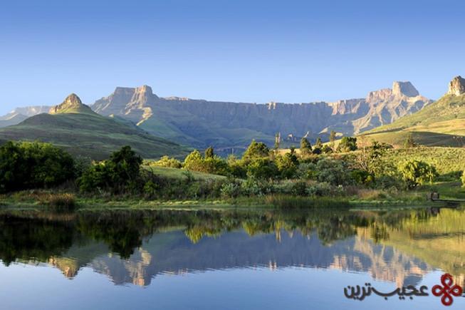 دراکنزبرگ، آفریقای جنوبی