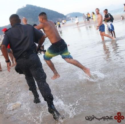 در ریو مراقب سارقان باشید