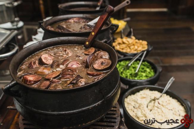 در ریو هر روز فی جوآدا خواهید خورد