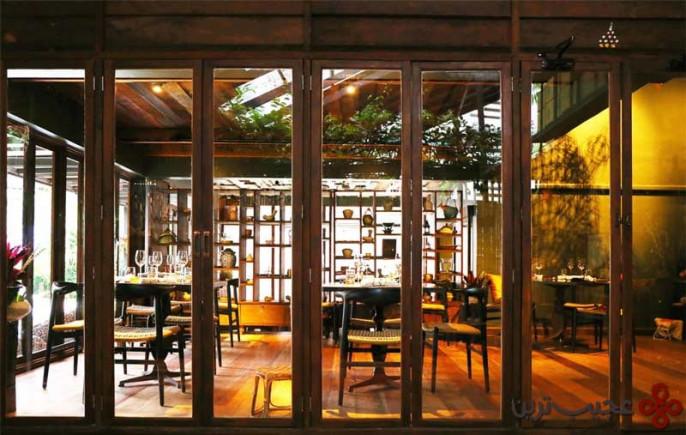 رستوران بولان