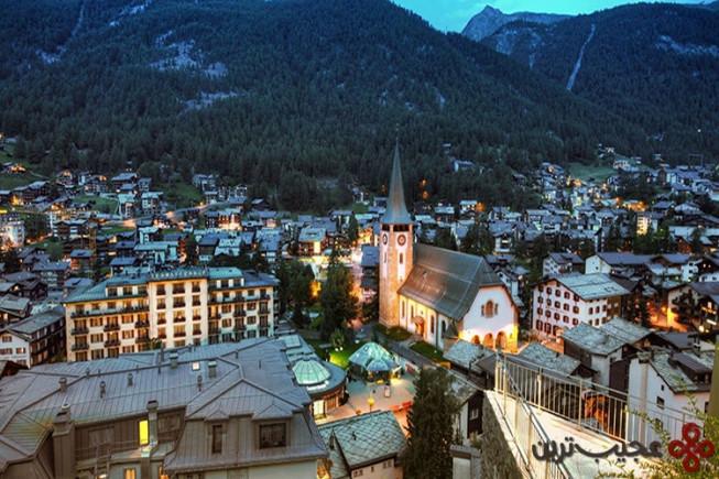 زرمات، سوئیس