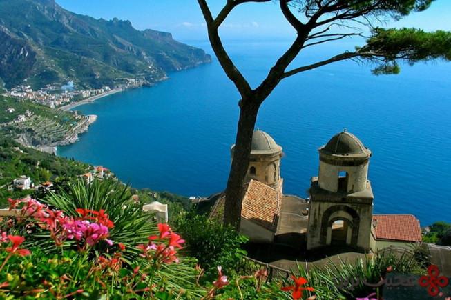 ساحل راوِلو آمالفی، ایتالیا