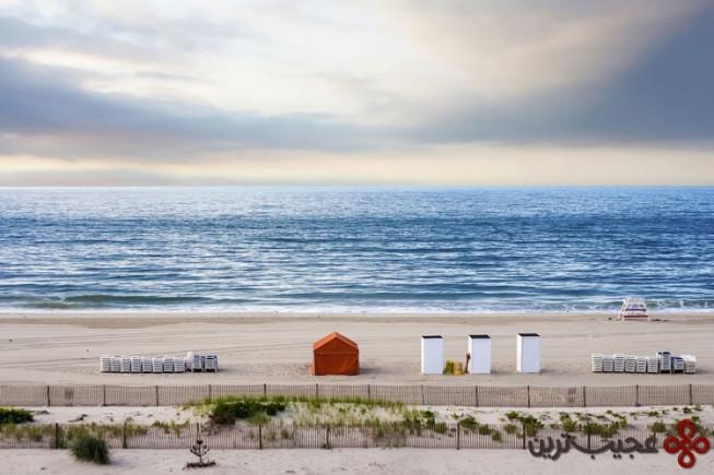 ساحل گاریه (garie beach)