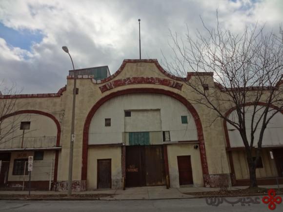 ساختمان پالادیوم، میسوری