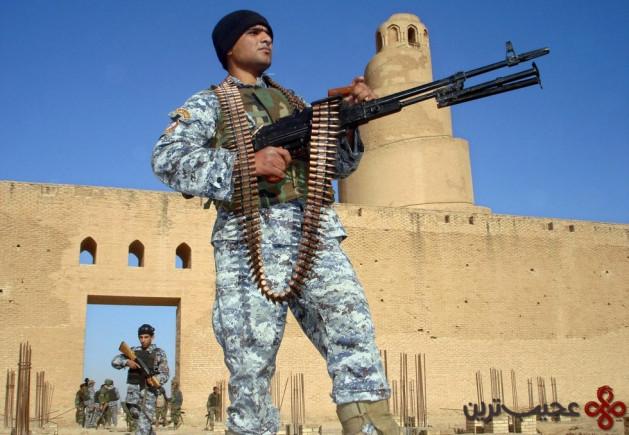 سامرا، عراق