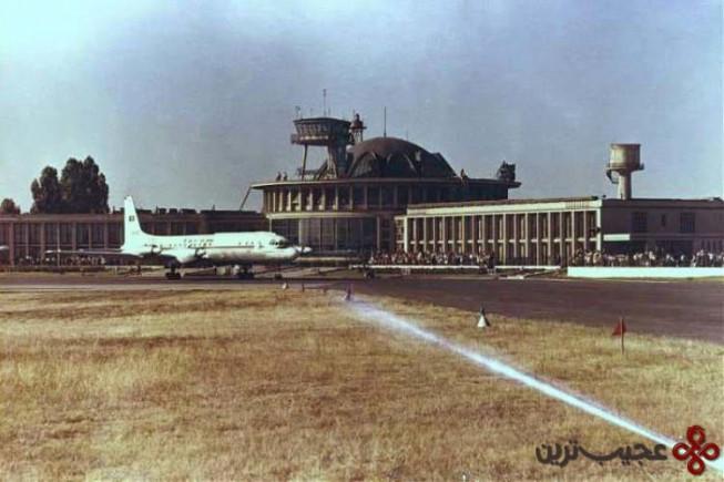 فرودگاه بینالمللی اورل ولایکو (aurel vlaicu international airport)