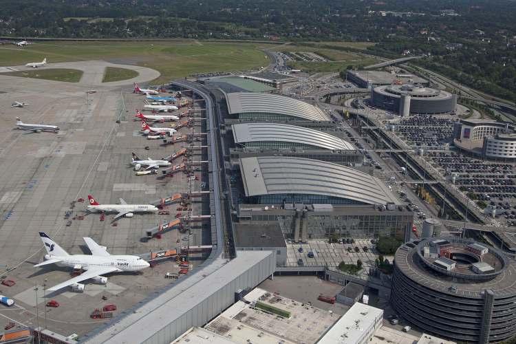 فرودگاه هامبورگ (hamburg airport)
