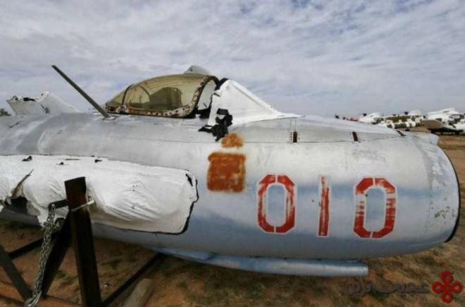 قبرستان هواپیما، دیویس مانتن، آریزونا (the airplane boneyard, davis monthan afb, arizona)1