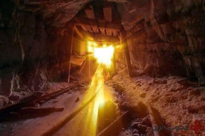 معدن طلای تائو تونا (tautona gold mine)