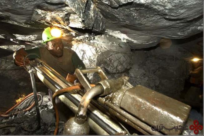 معدن طلای ساووکا (savuka gold mine)