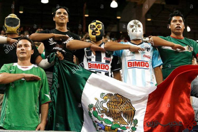 مکزیک ؛ سرودی از روی اجبار